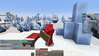 Playing Bedwars BUT in 1.13 Minecraft