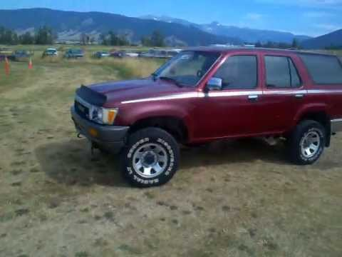 1990 toyota 4runner for sale auto v6 4×4