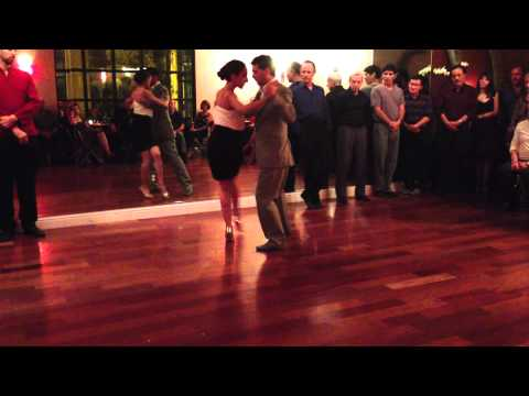 Diego Lanau & Luz Castineiras @ Tango On Broadway, Sacramento, CA. Oct 3 2014