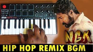 NGK - Mass Bgm Ringtone | Hiphop Remix By Raj Bharath | #Surya #Yuvan_Shankar_Raja #NGK_MOVIE
