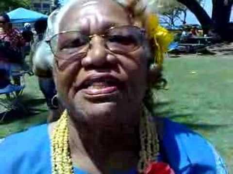 Kay Stang - Memories of the Waikiki Natatorium War Memorial