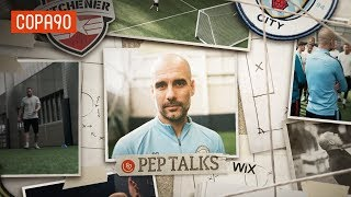 What Happens When Pep Guardiola Manages A Sunday League Team? | Pep Talks