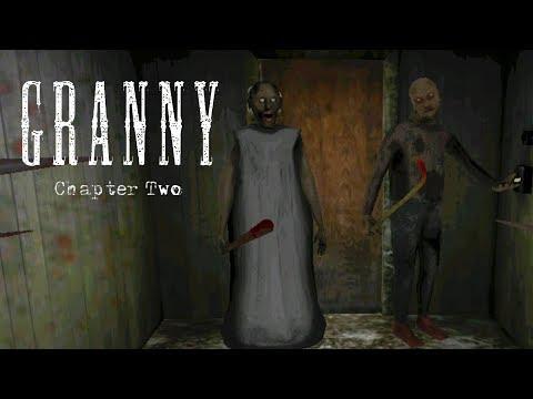 БАБКА ГРЕННИ И ДЕД ПЕРДЕД СОШЛИ С УМА! НАСТОЯЩАЯ ПЫТКА СТАРИКОВ! Granny: Chapter Two GRANNY 2
