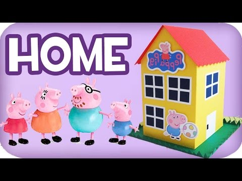 Peppa Pig Episodes HOME TOYS Latest full english