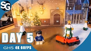 LEGO Harry Potter Advent Calendar 2019 Unboxing (Set 75964) | Day 5