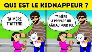 Un Code Secret Qui Peut Protéger Ton Enfant Contre le Kidnapping