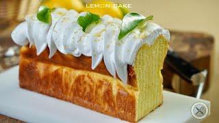 Lemon Cake🇺🇸🇫🇷–Bruno Albouze – THE REAL DEAL