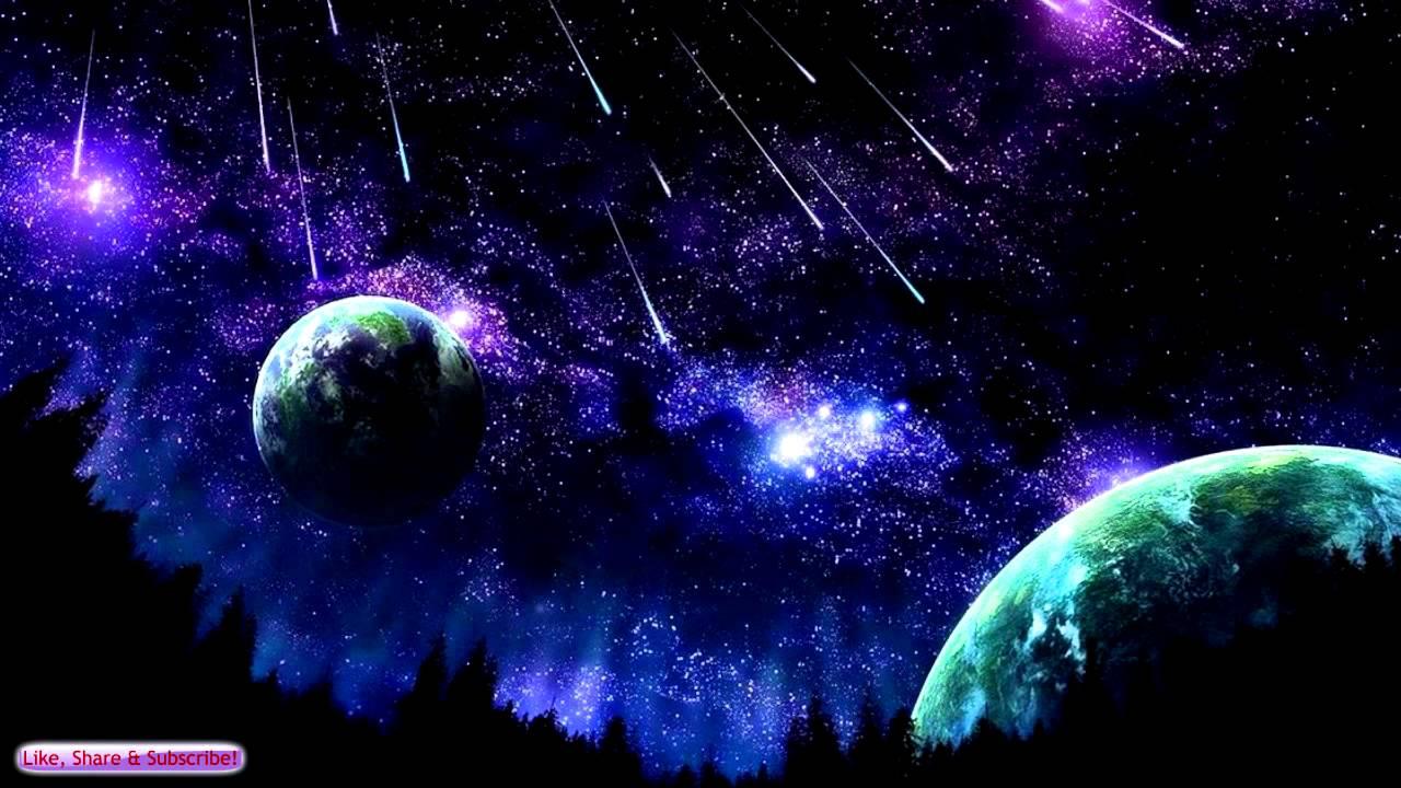 Meditation Girl Wallpaper Deep Sleep Music Magic Night Lullaby Sleep Relax