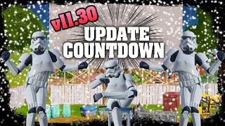 FORTNITE - LIVE  v11.30 CHRISTMAS UPDATE - SNOW MAP CONFIRMED - ALL LEAKS NEWS AND PATCH NOTES