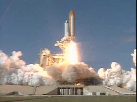 STS-107 Columbia's final launch (1-16-03)