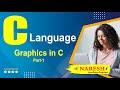 Graphics In C Language Part 1 | C Language Tutorial