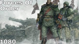 Warhammer 40000 Dawn of War 1 Winter Assault (Game Movie) (1080) Forces of Order