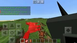 LONG SWORD MOD IN MINECRAFT POCKET EDITION DOWNLOAD    long sword mod mcpe   