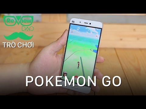 reviewdao.vn  Giải đáp một số câu hỏi về Pokemon Go