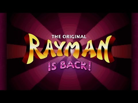 Rayman Classic - Launch Trailer
