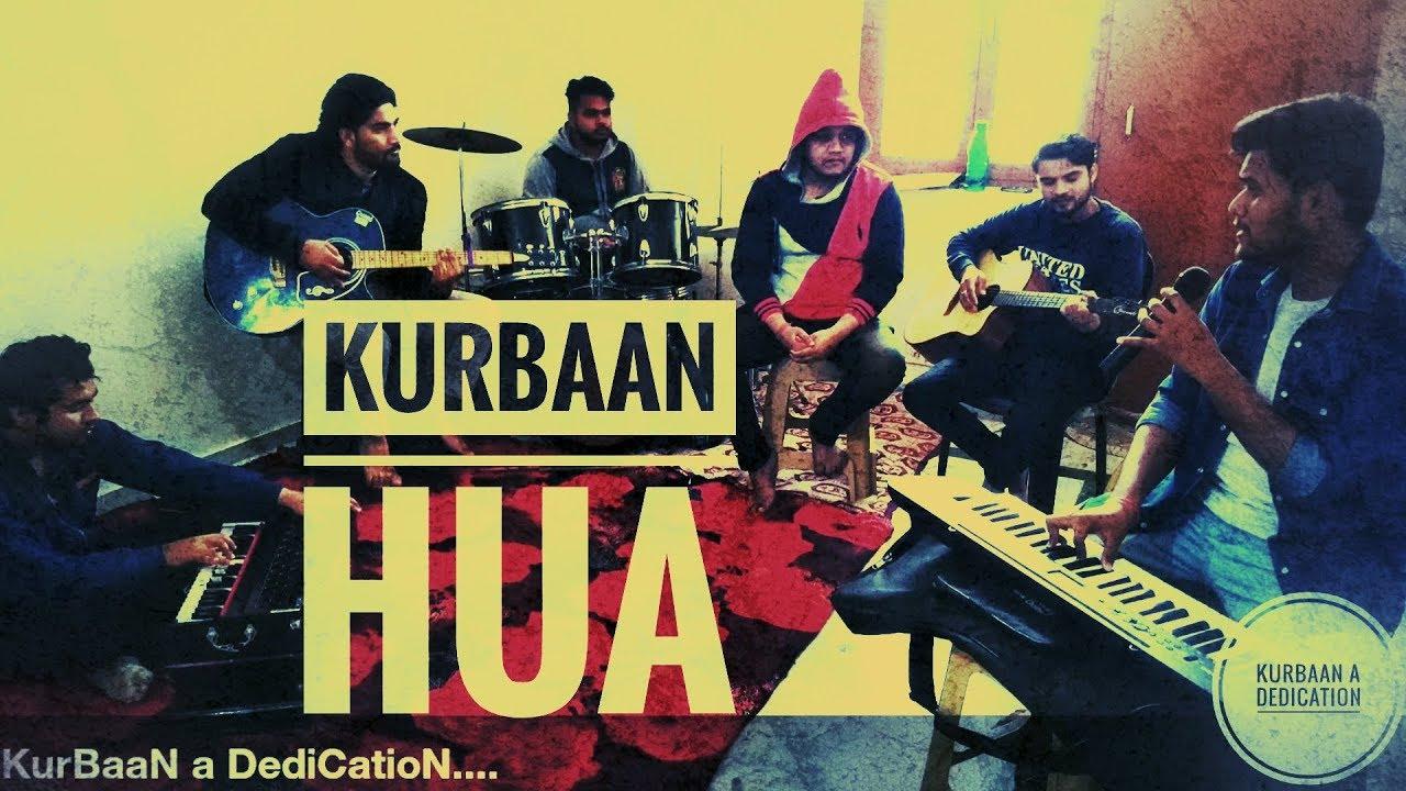 Download Kurbaan hua | Mohan Sai | Mayank Mishra