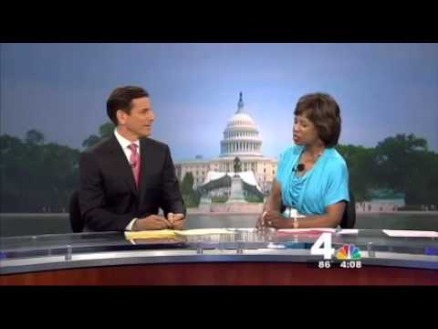 NBC 4 Washington Welcomes Jim Rosenfield (2012)