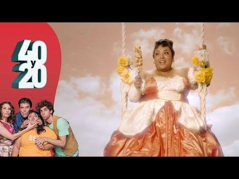 40 y 20 - T3 - C-10   Toña sueña con su fiesta de XV años - Distrito Comedia