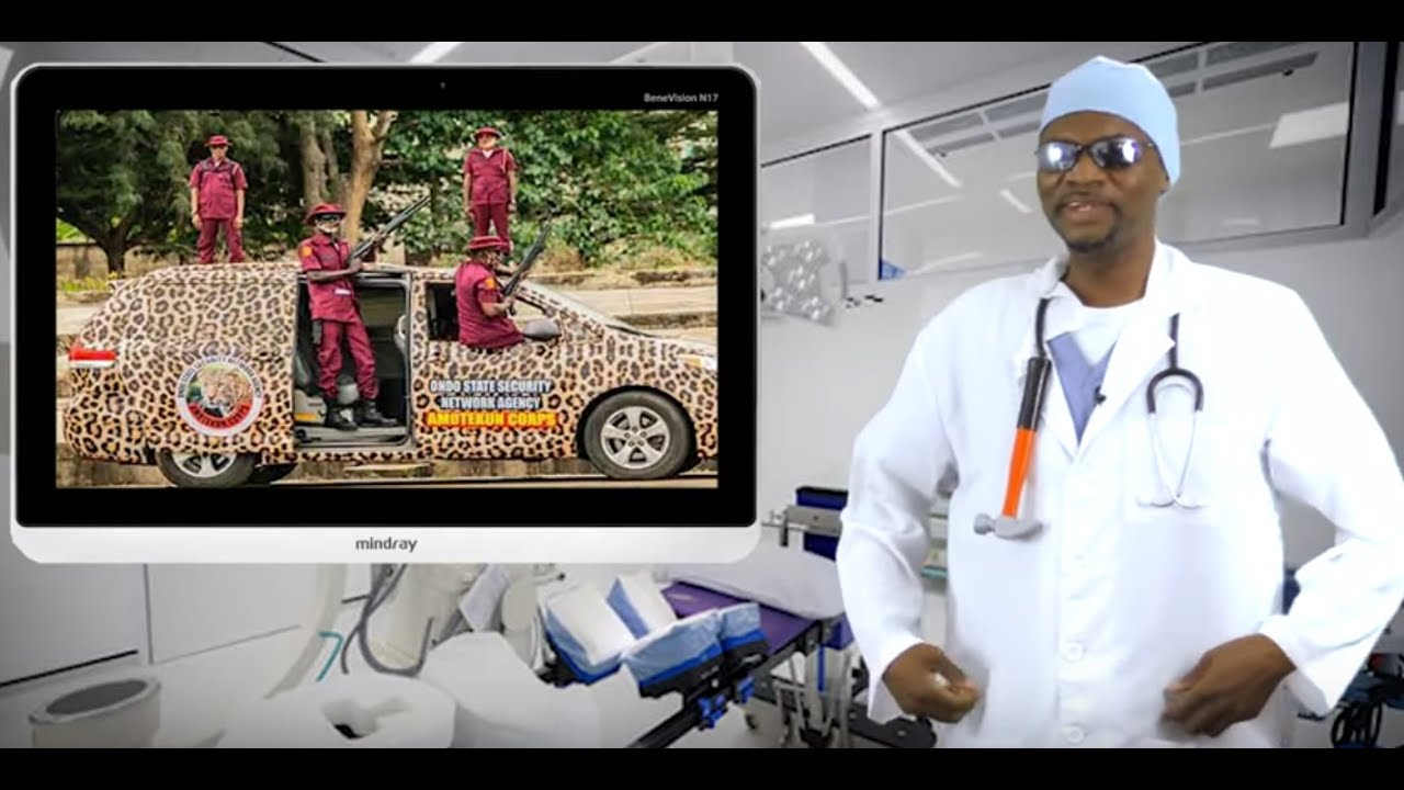 Dr. Damages Show 434: 5 Reasons Nigeria is a failed state; Tinubu will support Oduduwa nation if...