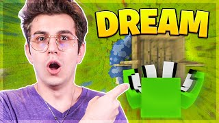 REAZIONE A DREAM! ASSURDO!!! - Minecraft Survivalist VS 3 Hitmen