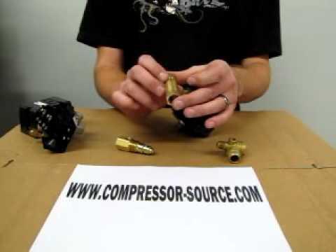 My Air Compressor Pressure Switch
