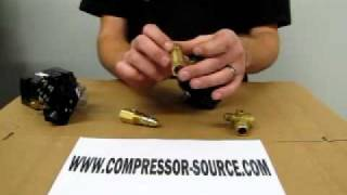 how to tell if my air compressor pressure switch is working or not