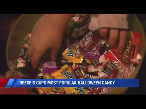 Maui - Reese's Cups Is America's Favorite Halloween Candy