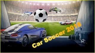 Car Soccer 2018 - App Check - Android / iPhone / iPad iOS Game - Play With Games Ltd.