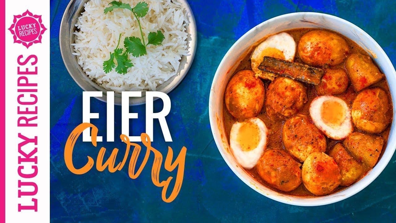 Indisches Eier Curry Kennt Ihr Nicht Müsst Ihr Probieren Indische Rezepte