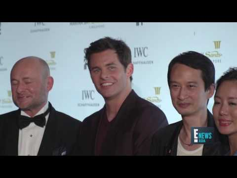 James Marsden at Singapore International Film Festival - Yvette King | E! News Asia | E!