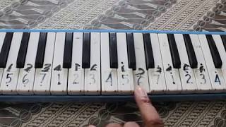 Trima Kasihku || Pianika Cover
