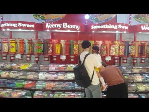 Weeny neeny sweet shop in seoul korea