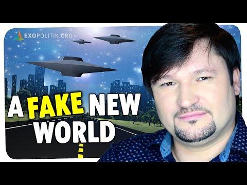 A Fake New World - Wie die CIA UFO Berichte beeinflusst (Robert Fleischer 2017)