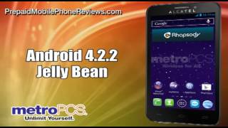 MetroPCS Alcatel One Touch Fierce added for $99 99