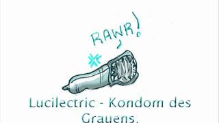 Watch Lucilectric Kondom Des Grauens video