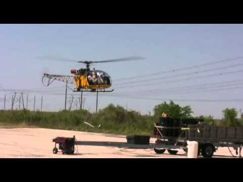Remote Sensing LiDAR-MIDAS-LAMP Mapping Survey Helicopter v2
