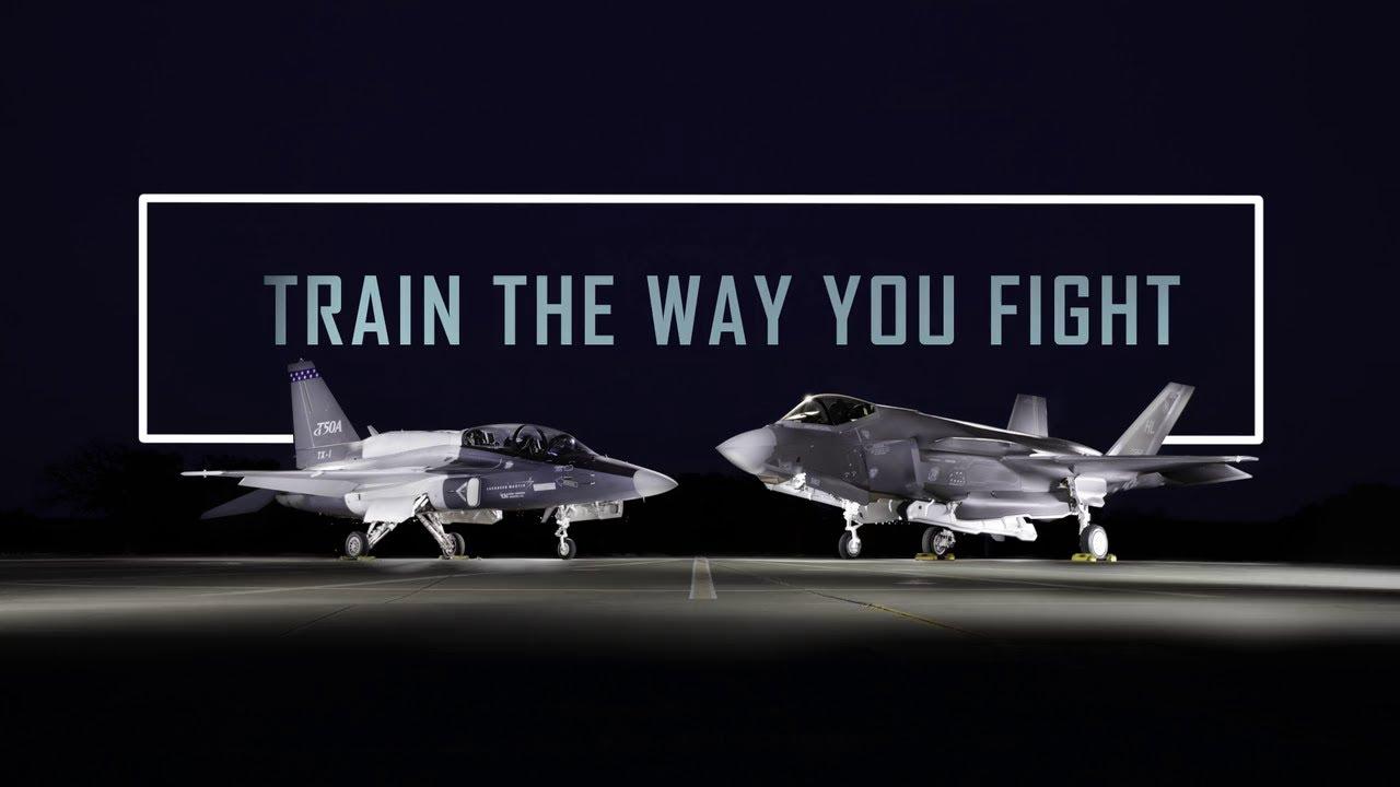 T-50A for Advanced Pilot Training | Lockheed Martin