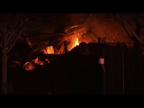 Associated Press: Building explosion shakes Houston, scatters debris