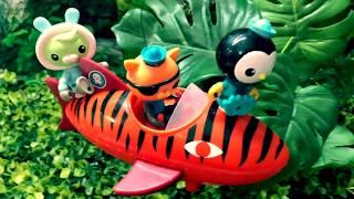 Octonauts underwater rescue toys adventure - Hidden treasure shipwreck - Kiddie Explorers