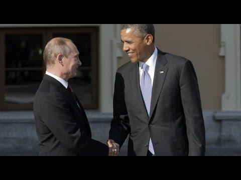 Barack Obama y Vladimir Putin  vendrán al Perú