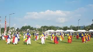 전통 풍물놀이 한국의 추석과  문화  ....이권복 M…