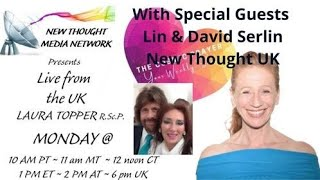 The Cosmic Prayer with Laura Topper with David & Lin Serlin