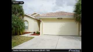 12776 Ivory Stone Lp Augusta Model Stoneybrook At Gateway - (fort Myers, Fl) Home For Sale