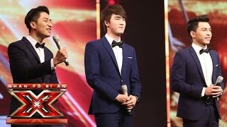 vi toi con song - nhom the wings tap 2 vong hoi ngo - the x factor - nhan to bi an 2016 season 2