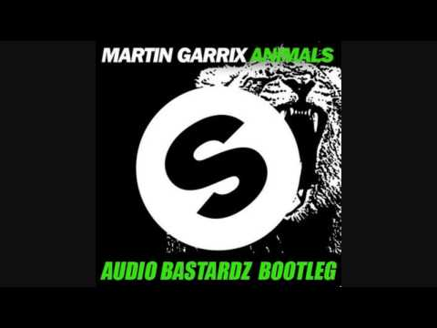 Martin Garrix -Animals (Audio Bastardz...