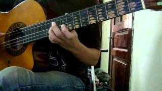 Boy over flower ost - Because I'm stupid - Guitar solo