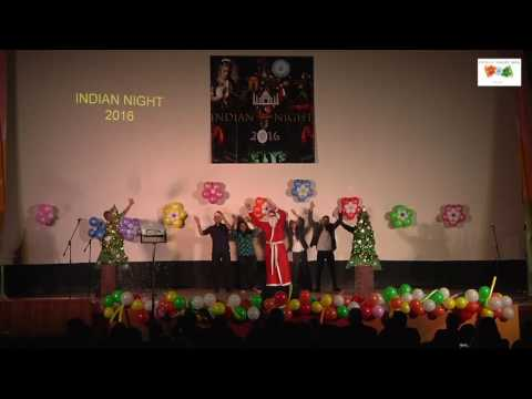 Indian Night 2k16  part 2