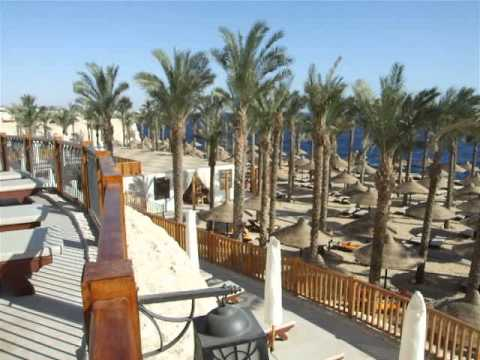 Sharm El Sheik - The Grand Hotel in January