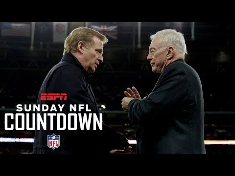 Jerry Jones wants transparency in Roger Goodell's contract negotiations | NFL Countdown | ESPN