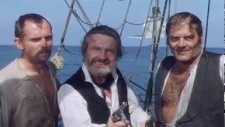 Вожди Атлантиды (Фильм 1978) Часть 44/48 - В плену на корабле